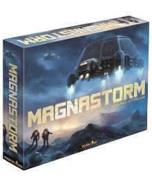 Magnastorm, Feuerland Spiele