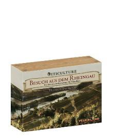 Viticulture: Besuch aus dem Rheingau Schachtel, Feuerland Spiele