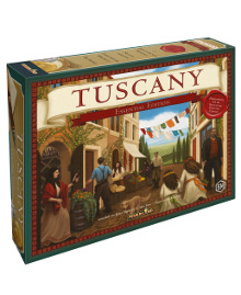Tuscany Essential Edition, Feuerland Spiele