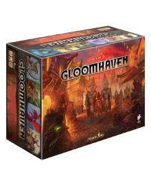 Gloomhaven, Feuerland Spiele