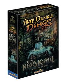 Ein Neues Kapitel Schachtel, Feuerland Spiele