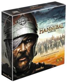 Hannibal & Hamilcar Schachtel, Feuerland Spiele