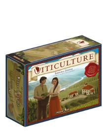 Viticulture Schachtel, Feuerland Spiele
